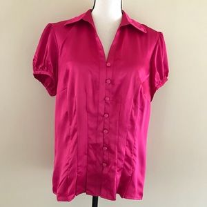 East 5th Blouse Island Rose Color